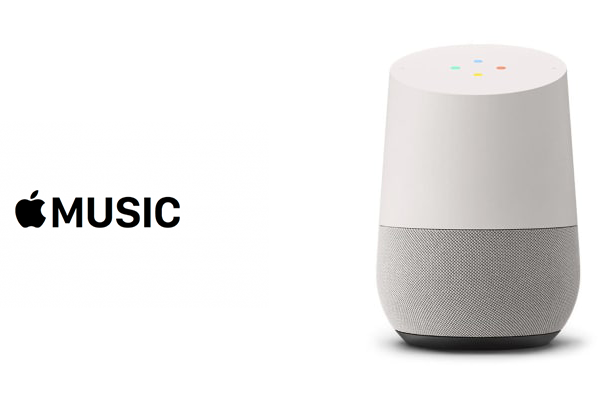 does google home work with apple music