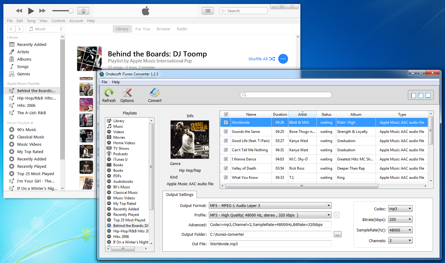 how to download music from apple music to mp3