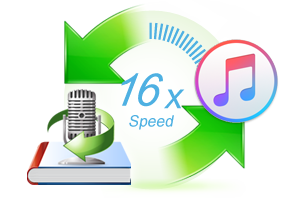 Convert M4B, AAX to MP3, AAC on Mac