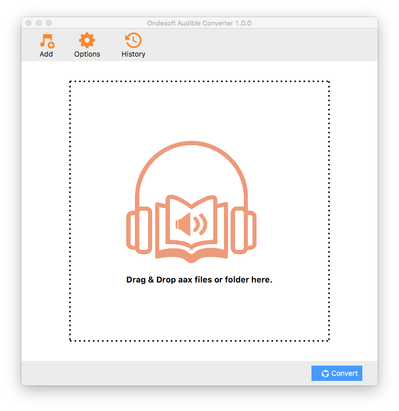 AAX to MP3 - Convert Audible AAX Audiobooks to MP3