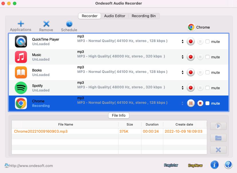 Pandora Recorder - How to download Pandora radio and songs on Mac OS