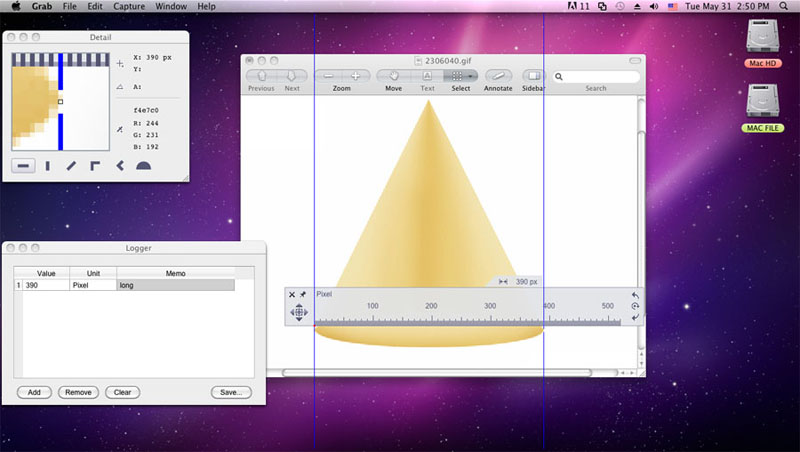 Ondesoft Screen Rulers for Mac 1.12.21