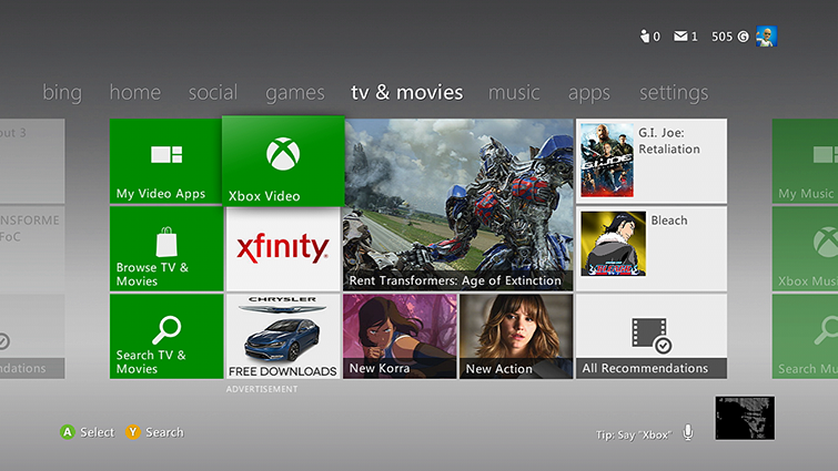 What Fuse Does A Xbox 360 Use : Play itunes drm movie tv show purchases and rentals on