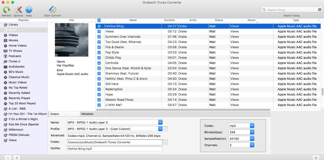 MP3 TILL ITUNES