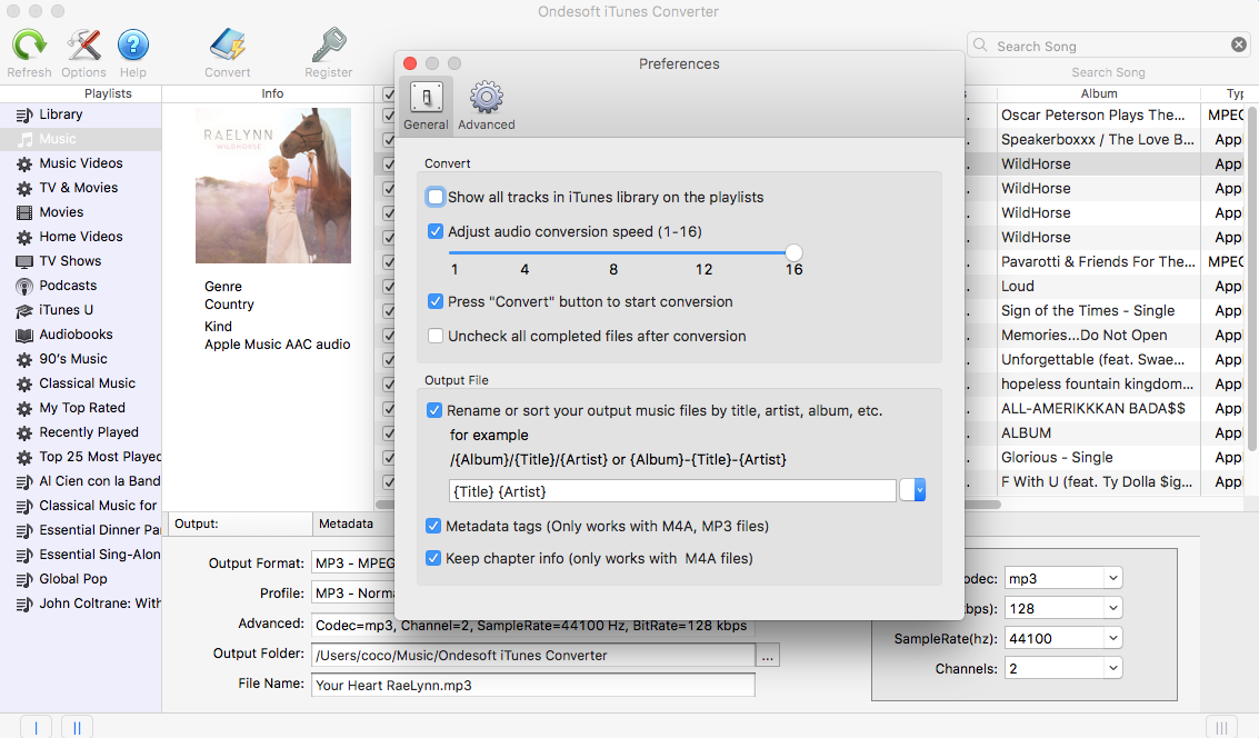 Ondesoft DRM Removal Suite for Mac - Remove DRM from iTunes