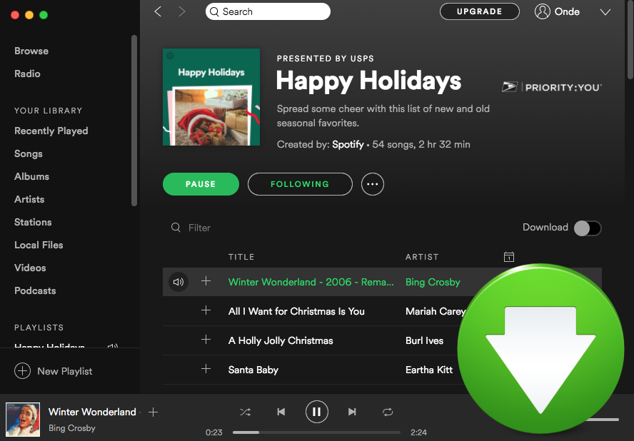 Simple ways to listen to Spotify Music offline for free