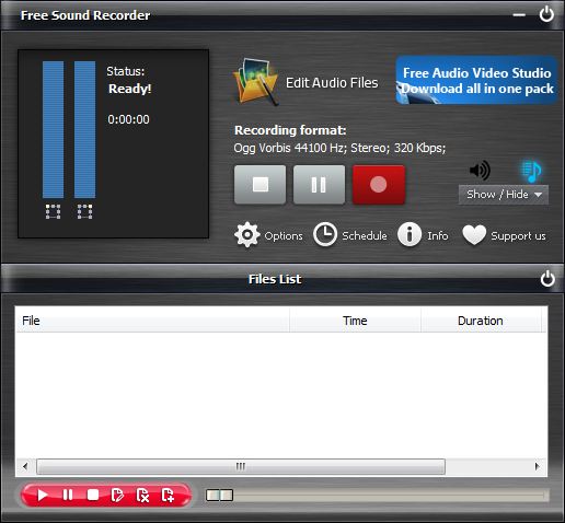 hd audio files free download