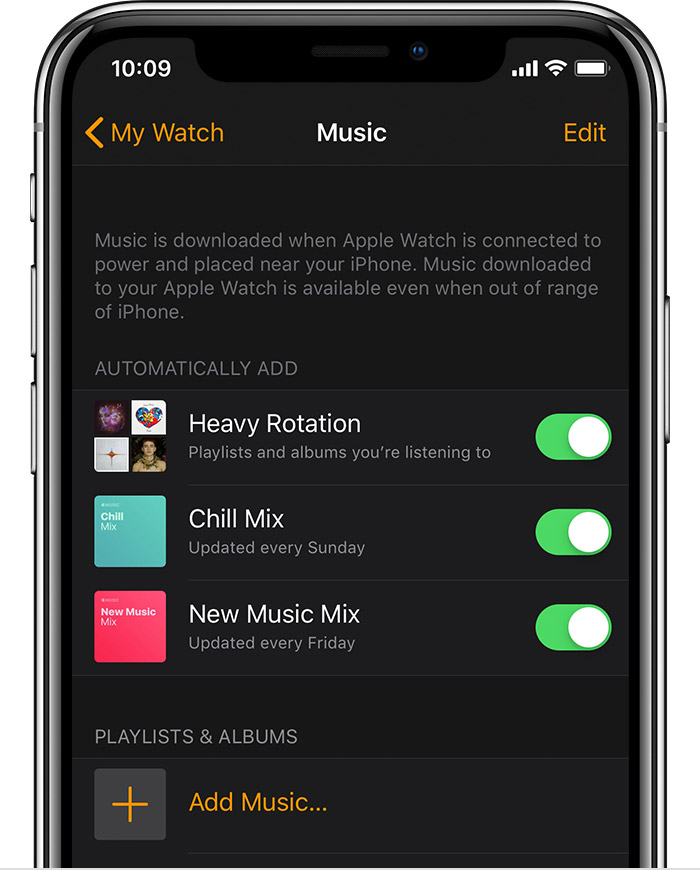 How to play Spotify Offline on Apple Watch without iPhone?