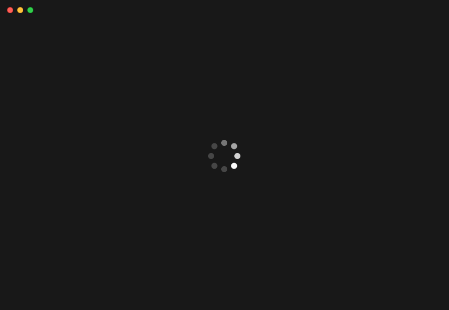 How to fix Spotify black screen on Mac OS?