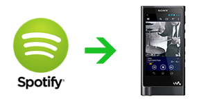 How to play Spotify music on Sony Walkman?
