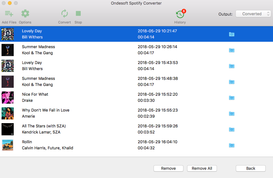 Spotify Playlist Downloader - Free Download Spotify Playlist without